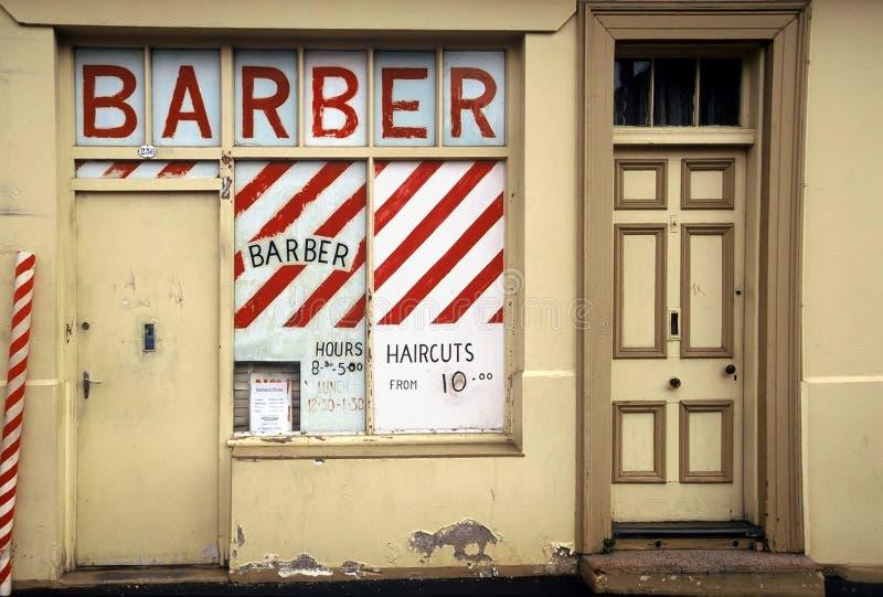 Système de coiffeur photo libre de droits