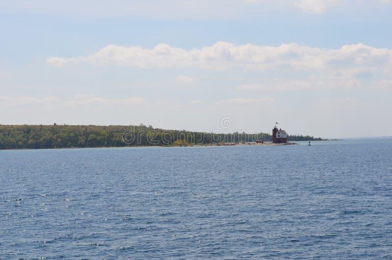 Système de flottement de phare photographie stock libre de droits