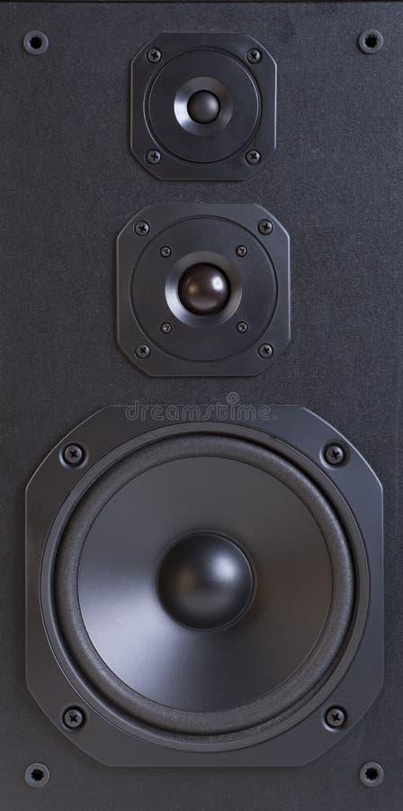 Système de haut-parleur photos stock