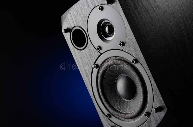 Système de haut-parleurs photos stock