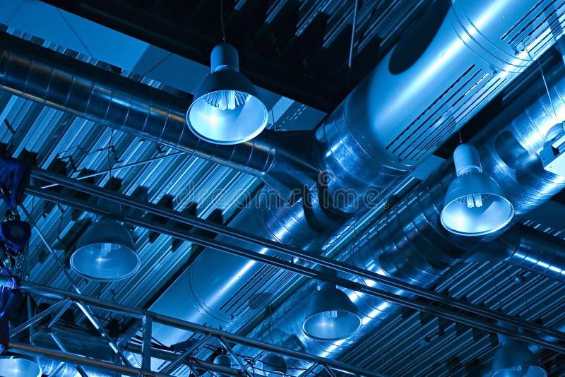 Système de ventilation image libre de droits