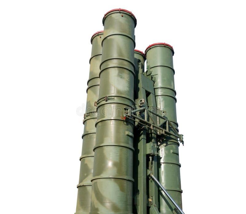 Systèmes de missiles russes S-300 images libres de droits