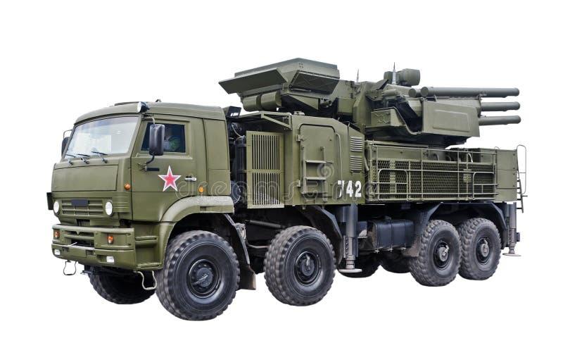 system för s1 för pantsyr för missil för luftförsvartryckspruta