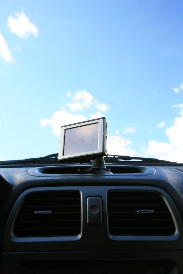 system nawigacji satelitarnej zdjęcie royalty free