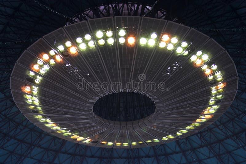 system oświetlenia zdjęcia royalty free