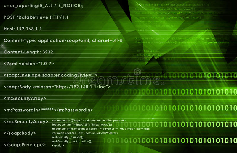System Software Stock Photography