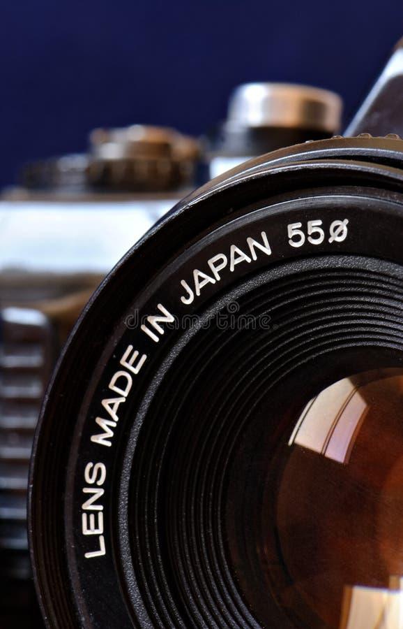Systeme optique japonais photo libre de droits