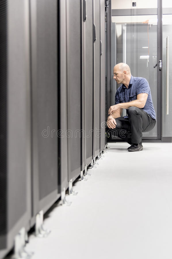 Systems Engineer stock image