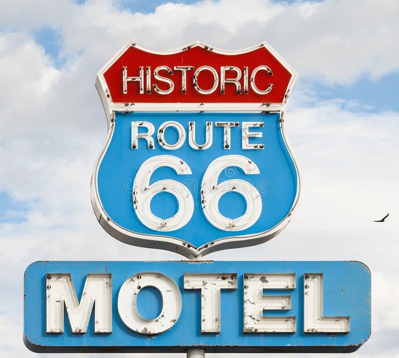 Espírito do motel foto de stock royalty free