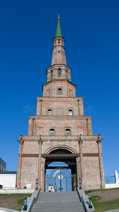 syuyumbike wieży zdjęcie stock