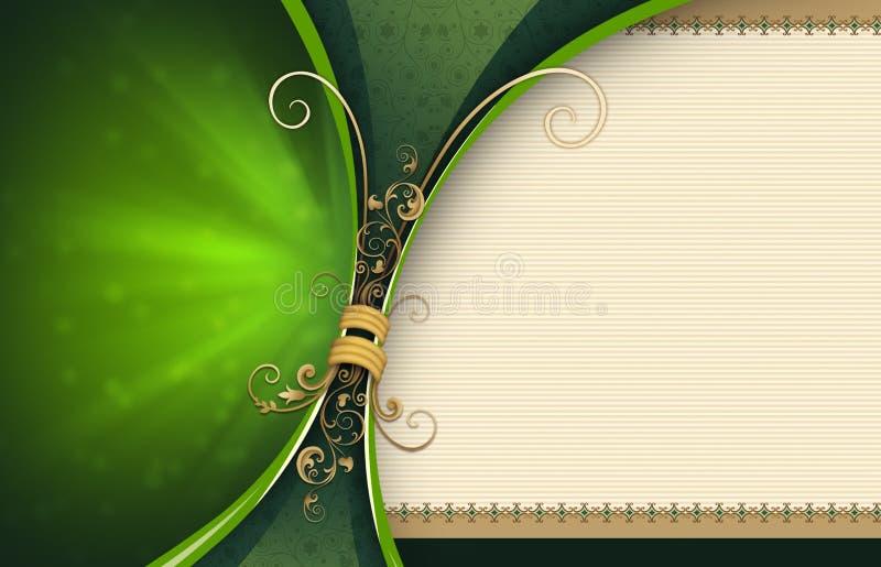 Szablon Design6 zdjęcie royalty free