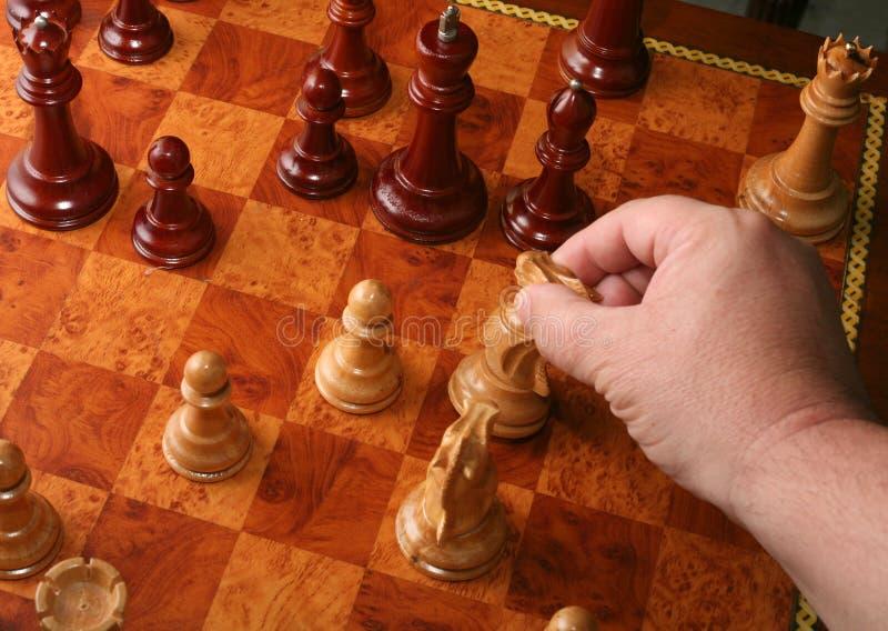 szach - mat obrazy royalty free