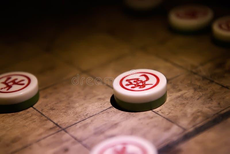 szachowy chińczyk zdjęcia stock