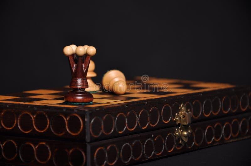 szachy fotografia stock