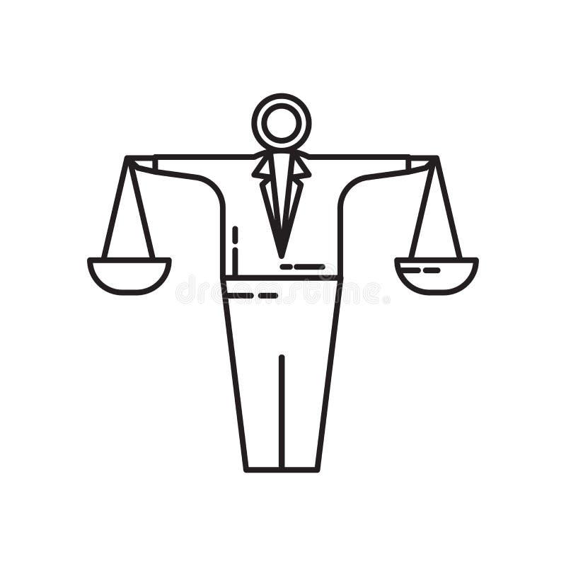 Szalkowy ikona wektoru znak i symbol odizolowywający na białym tle, Szalkowy logo pojęcie ilustracja wektor