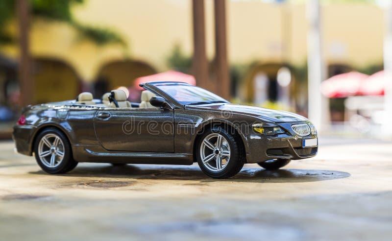 Szalkowy odwracalny automobilowy fotografia royalty free