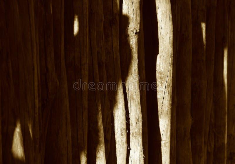 Szalunków przedmiotów sterty zapasu drewniana fotografia zdjęcie stock