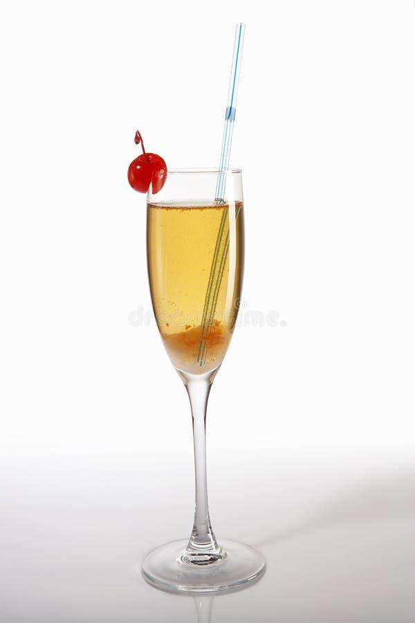 szampański koktajl zdjęcie stock