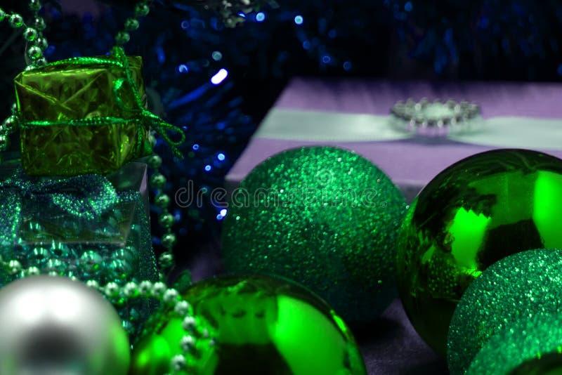 Szampański koktajl dla nowego roku i bożego narodzenia świętowania obrazy stock