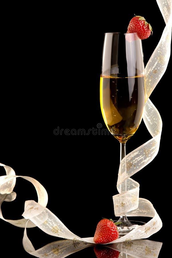 szampański nowy rok obrazy royalty free