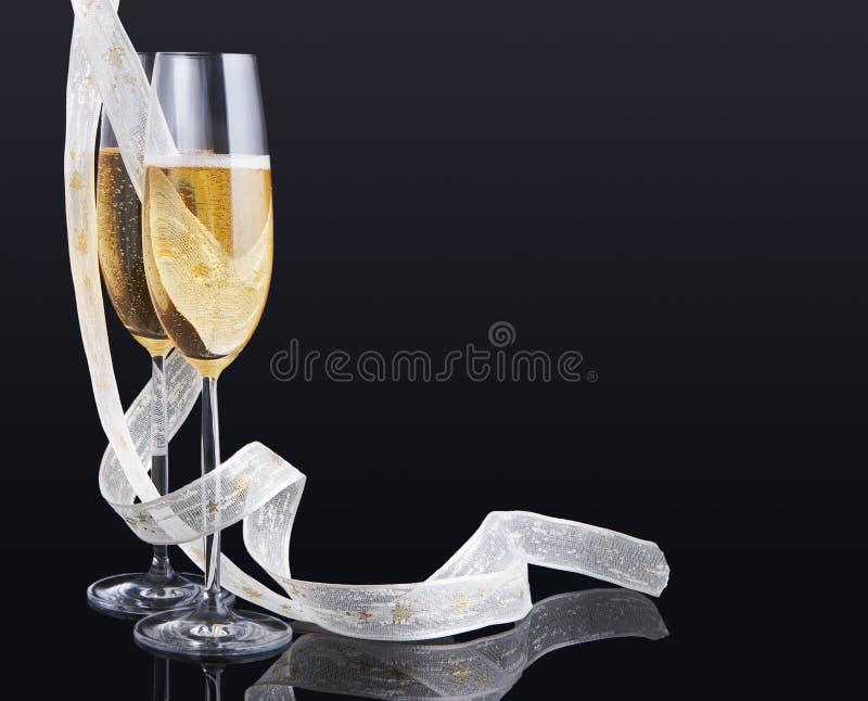szampana styl zdjęcia royalty free