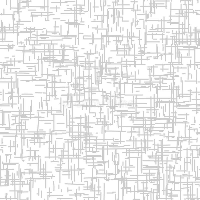 Szara bezszwowa tekstura cement royalty ilustracja