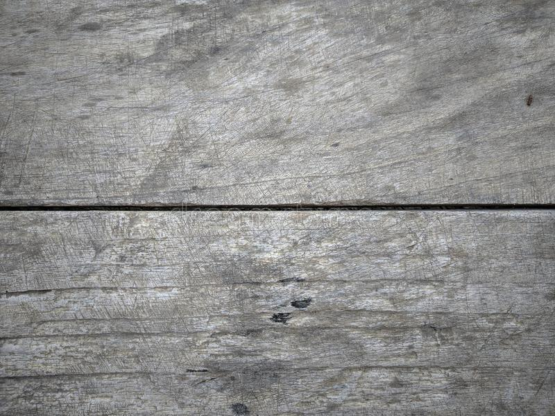 Szara drewniana tekstura dla tła lub tapety obrazy stock