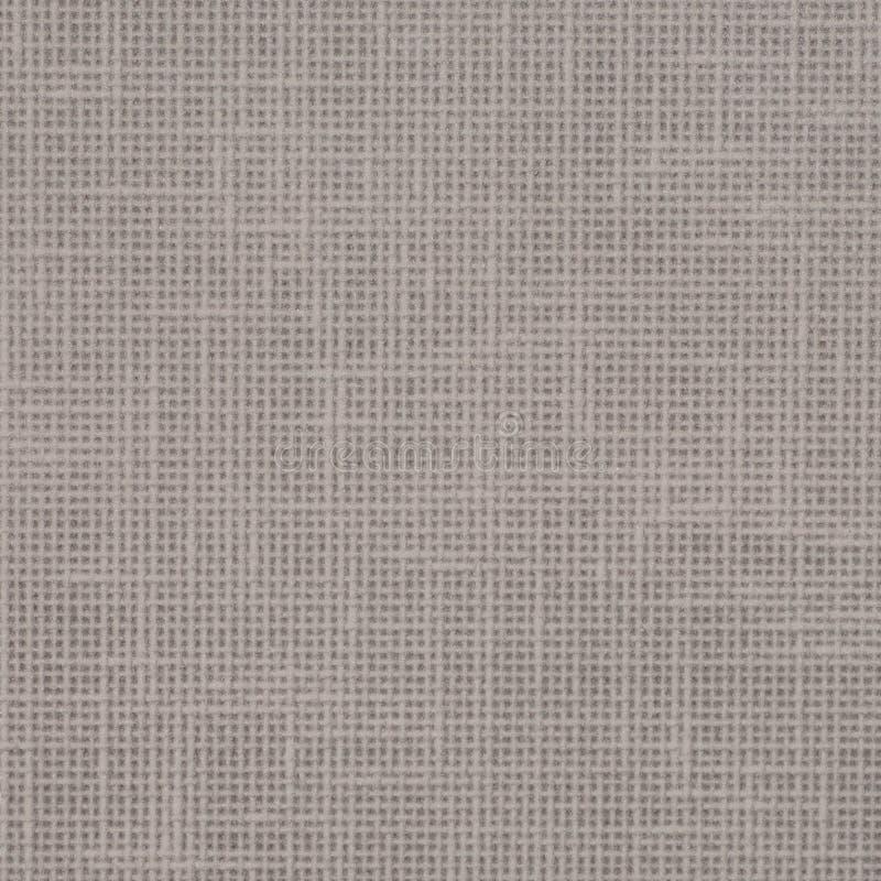 Szara struktura trykotowy woolen tkaniny tło obrazy royalty free