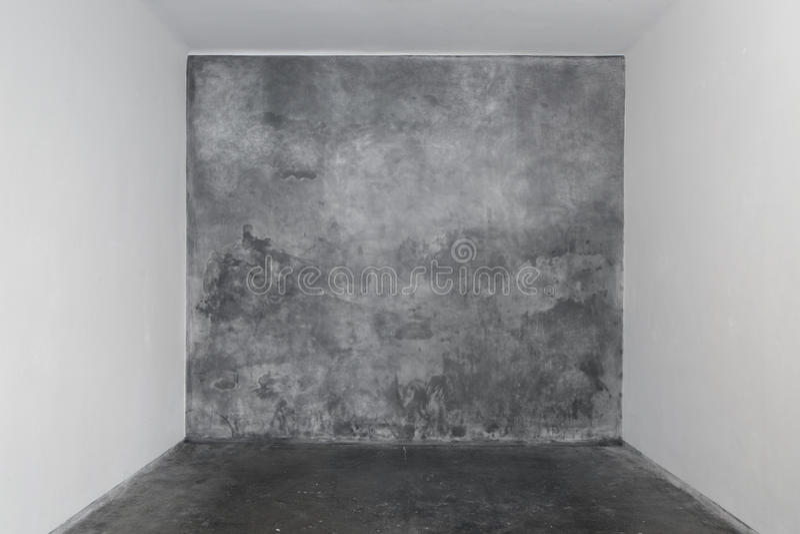 Szara tło ściana obrazy royalty free