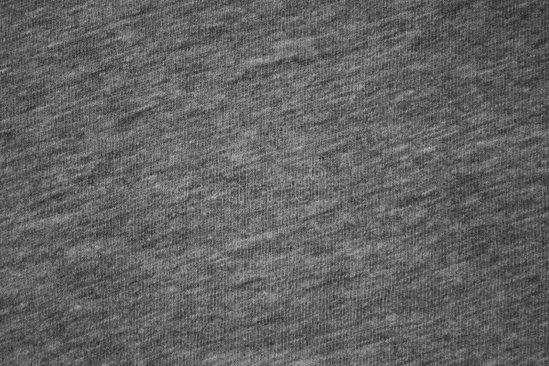 Szara tekstura na tkaninie zdjęcie stock
