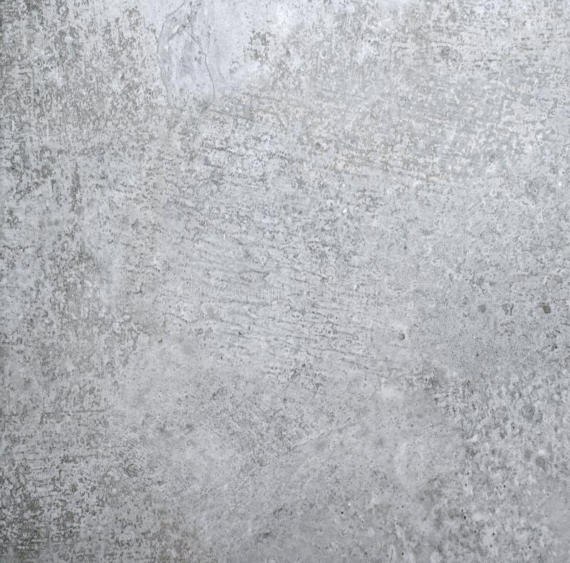 Szara tekstura z abstrakt plamami na białym tle zdjęcie stock