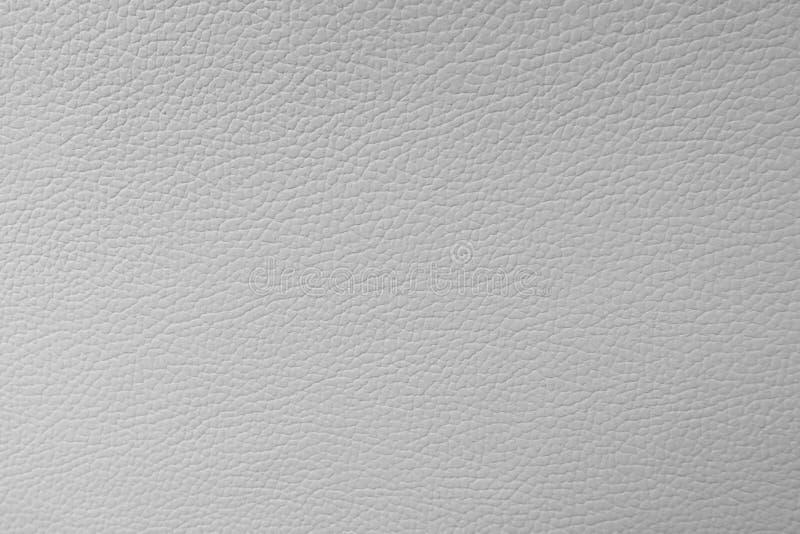 Szara tekstury skóra jak nawierzchniowy tło samochodu interio zdjęcie stock