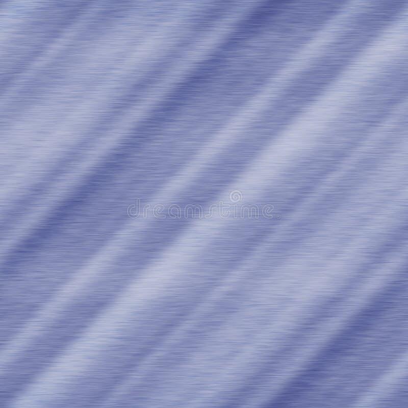 Szarego metalu bezszwowa tekstura, abstrakta deseniowy tło ilustracji
