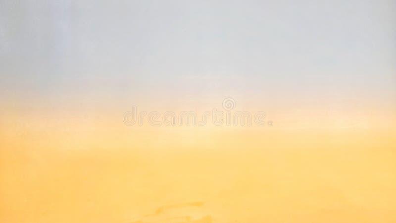 Szarość i pomarańczowy kolor abstrakcjonistyczny słoisty tło zdjęcie royalty free