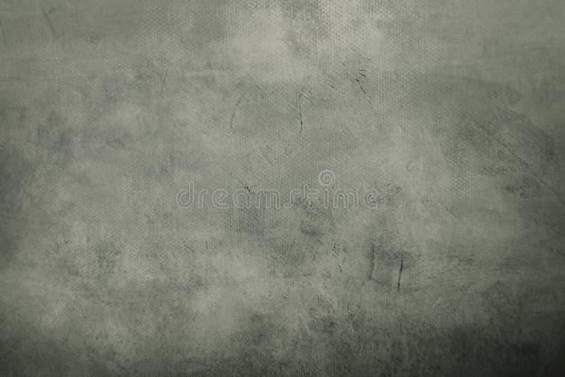 Szary abstrakcjonistyczny tło lub tekstura zdjęcia stock