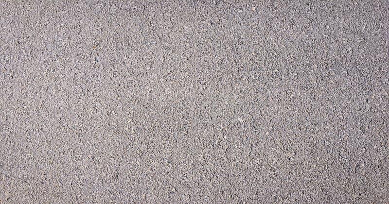 Szary asfaltowej drogi tło lub tekstura, powierzchni asfaltowa ulica fotografia stock