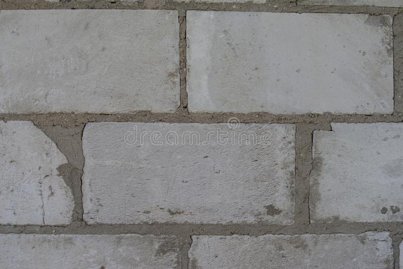 szary popiółu bloku tekstury wzór obrazy stock