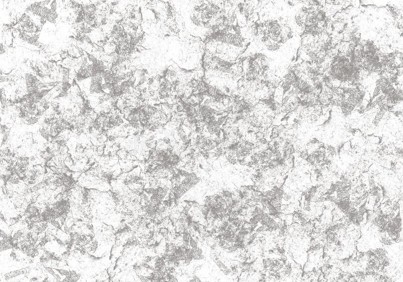 Szary tekstury tła abstrakt na bielu fotografia stock