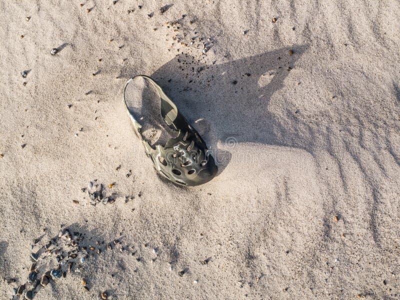 szczątki Buty które zapominają obrazy stock