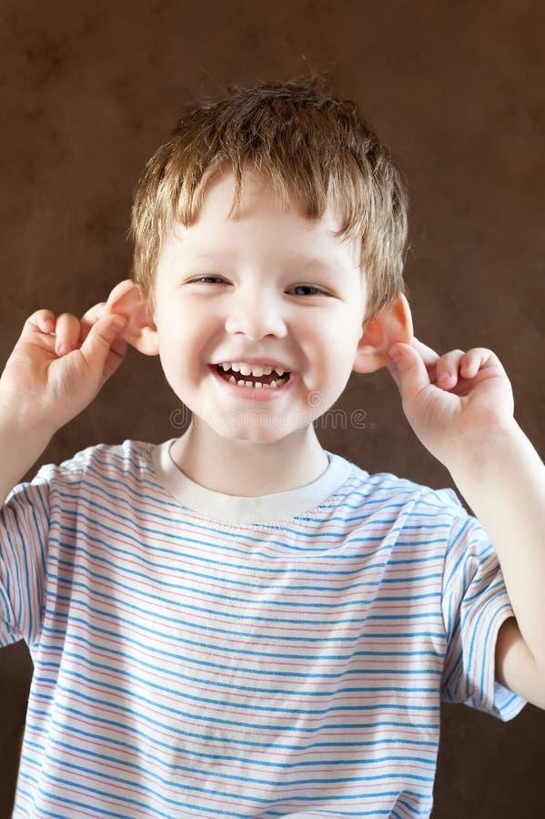 Download Szczęśliwa chłopiec zdjęcie stock. Obraz złożonej z himself - 28955182