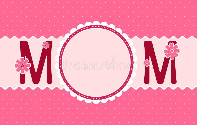 szczęśliwa dzień matka s ilustracji
