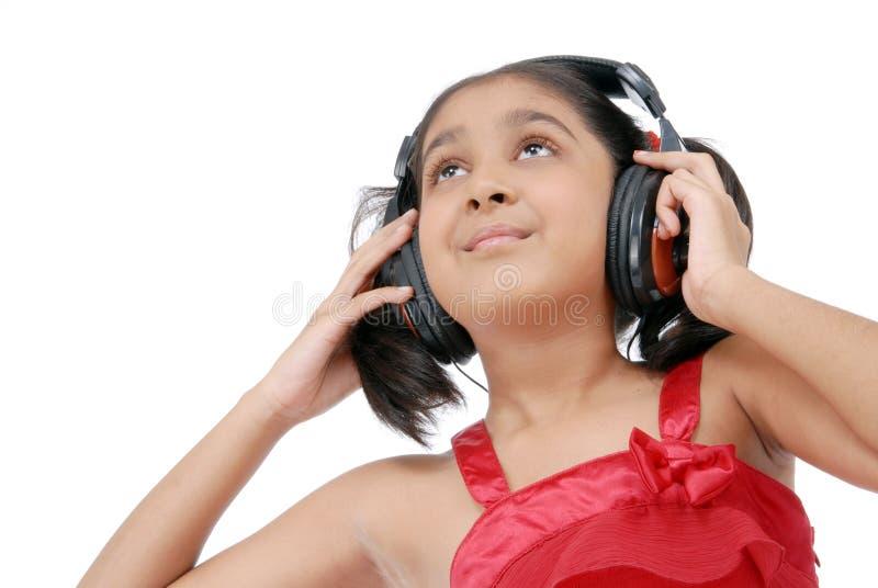 szczęśliwa indyjska muzyka obraz royalty free