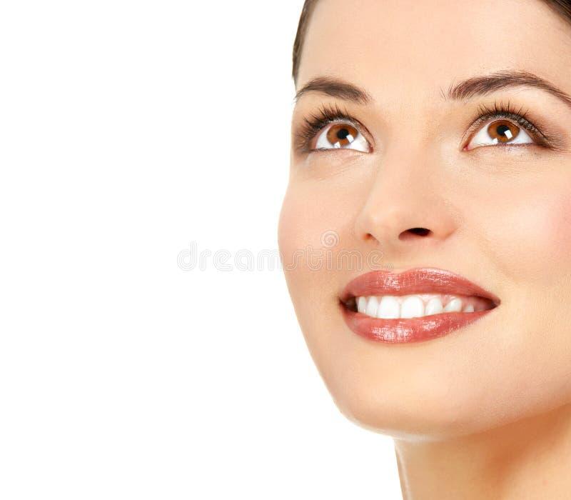 szczęśliwa kobieta fotografia stock