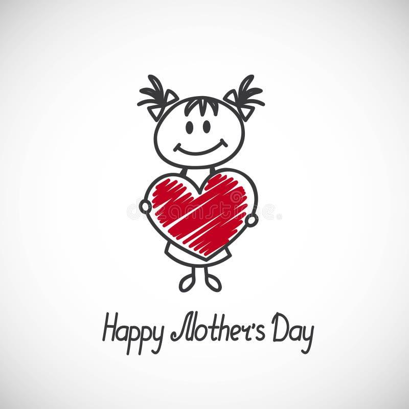 Szczęśliwa matka dnia karta