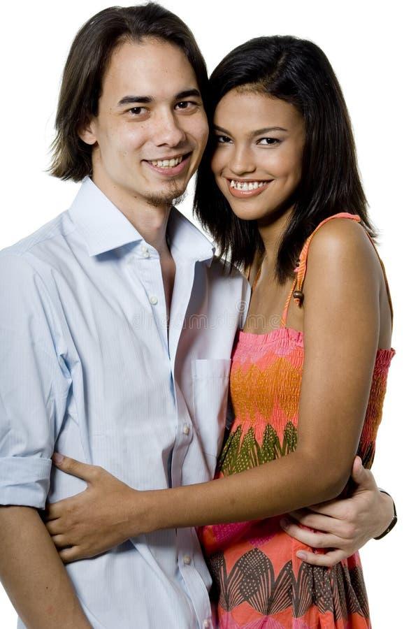 Szczęśliwa Para zdjęcie stock