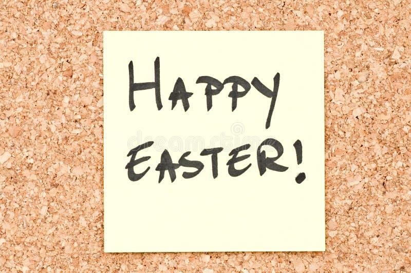 Szczęśliwa Wielkanoc Zdjęcie Stock