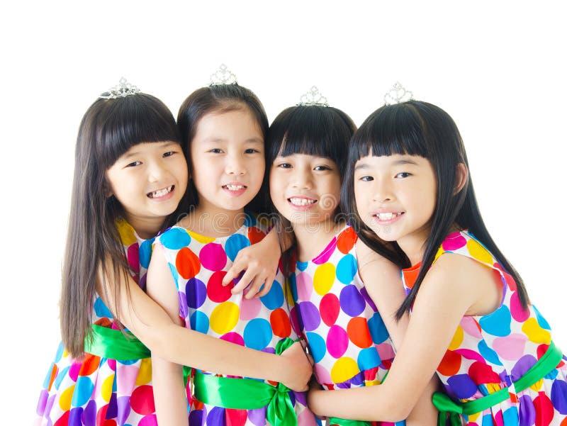 szczęśliwe dziewczyny obrazy royalty free