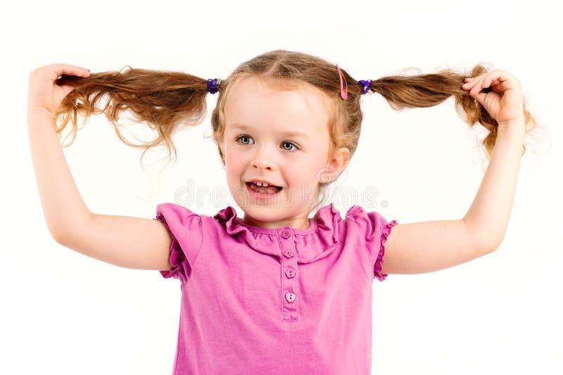 szczęśliwego dzieciństwa obraz royalty free