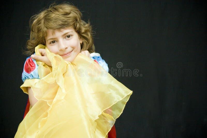 szczęśliwego dziecka portret zdjęcia stock