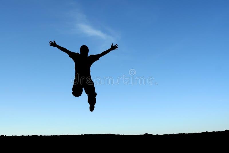 szczęśliwy człowiek zdjęcia stock